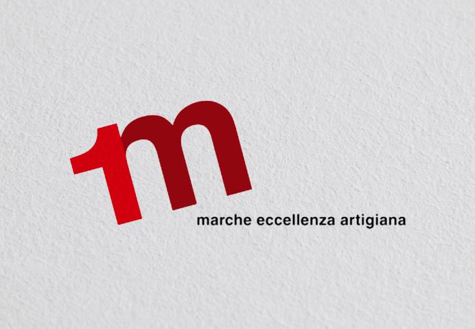 Logo Marche Eccellenza Artigiana graphic design Andrea Bacceli